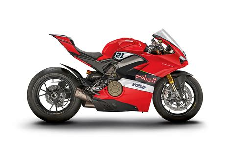 Ducati Panigale V4 Special Edition by 12 Ducati Panigale V4 S Race Livery Bikes Up For Auction