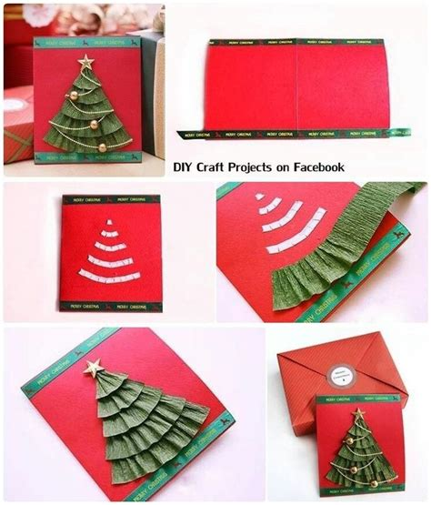 diy christmas cards cute diy christmas cards christmas time pinterest navidad natale and diy christmas cards