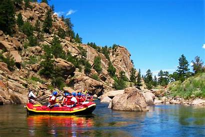 Arkansas River Headwaters State Rafts Park Drakeford
