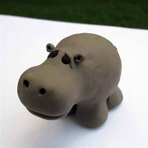 Image Result For Easy Clay Animals