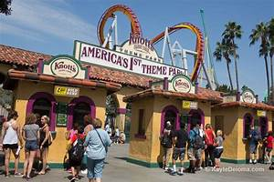 Knott's Berry Farm Tips and Tricks
