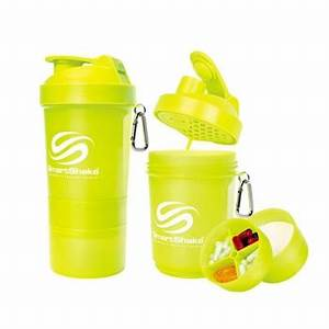 SMARTSHAKE 200oz 600ml neon yellow Farmacia Del Ni±o