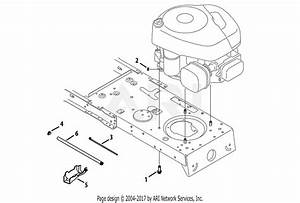 Mtd 13am772s058  2013   M1642  2013  Parts Diagram For