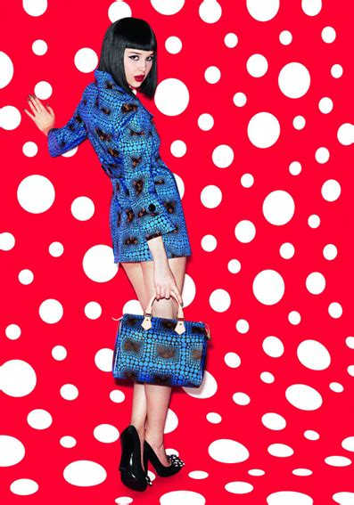 louis vuitton yayoi kusama monogram town speedy lifestyles defined