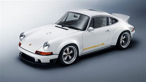 Singer Reimagines the Porsche 964 as Never Before with New ...