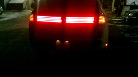 white yellow led turn signal lincoln mkx