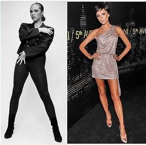 Victoria Beckham | Before and Afters | Pinterest ...