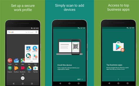 android for work prueba ya android for work aunque no tengas ninguna