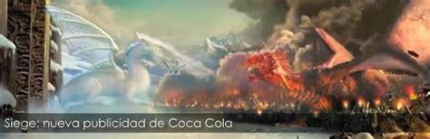 siege coca cola siege la nueva publicidad de coca cola nistido com