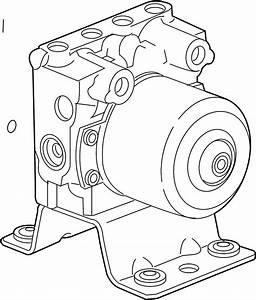 Pontiac G6 Valve  Modulator  Abs  Control  Brake