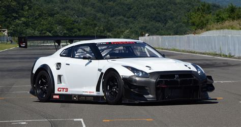 nissan gt  nismo gt  track weapon released