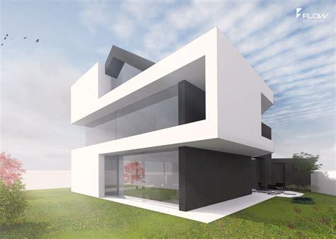Moderne Architektur Satteldach by Pin Zenghee Chea Auf 别墅 Cluster House House Design