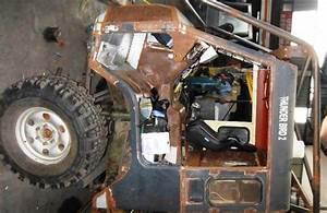 Volvo C304 4x4 Build  Restoration - Wr002