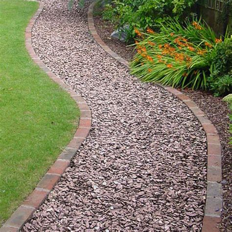 plum slate chippings mm landscaping specialised