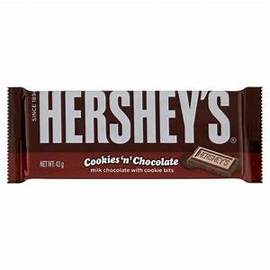 Hershey Cookies 'n' Chocolate Bar | Aunty Nellie's Sweet Shop