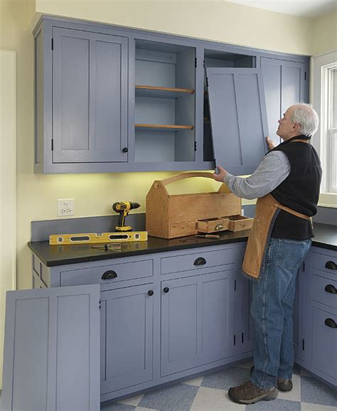 narrow kitchen cabinets with doors how to install inset cabinet doors homebuilding 7060