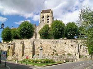 Plombier Auvers Sur Oise : file auvers sur oise 95 glise notre dame depuis le ~ Premium-room.com Idées de Décoration