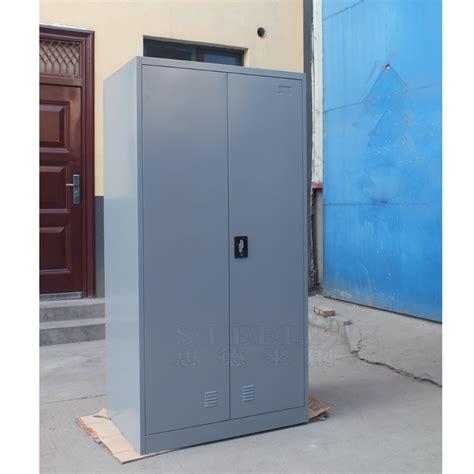 Wardrobe Cabinet For Sale by Door Steel Or Iron Wardrobe Design Metal Wardrobe