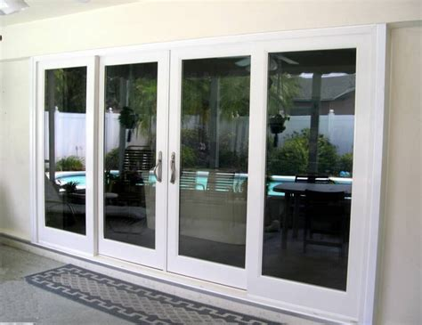 modern wide sliding glass doors style comfort and