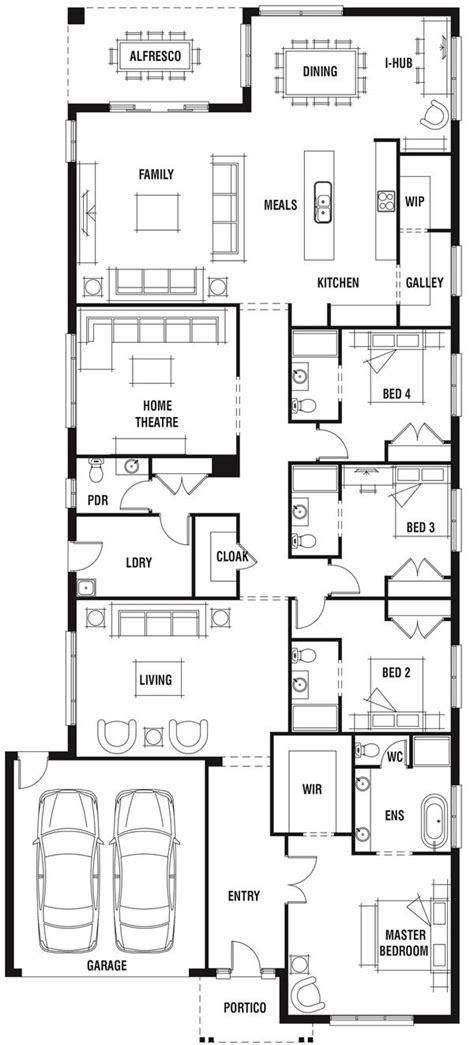 porter davis homes house design ashford home layouts