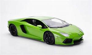 Lamborghini Aventador LP700-4 green 2011 FrontiArt diecast ...