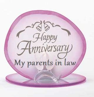 happy anniversary wishes  parents  law