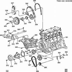 1998 Chevrolet S10 Bolt  Engine Crankshaft Pulley And