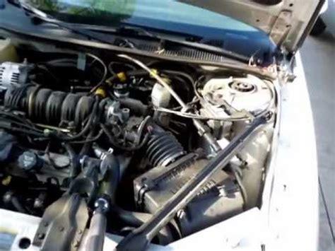buick regal ls maf sensor  engine coolant