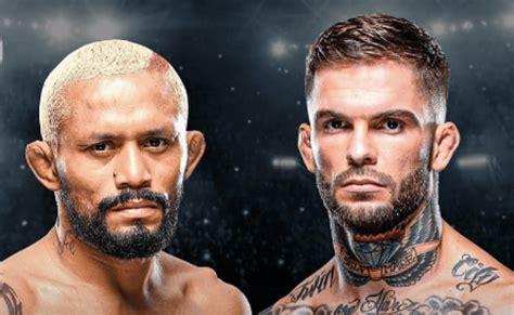 UFC 255: Deiveson Figueiredo vs Alex Perez - When and ...
