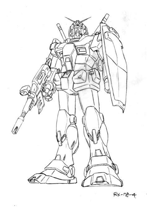 Coloring Gundam by M Gundam Fighting Coloring Coloring Pages