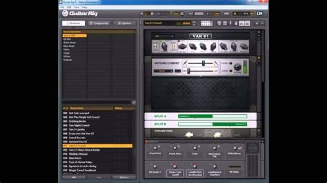 Guitar Presets by Guitar Rig 5 Preset Play No 2 Komplete 8 Ultimate