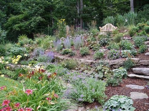 Garten Hang Bepflanzen by Hillside Planting Garden Gardens Garden