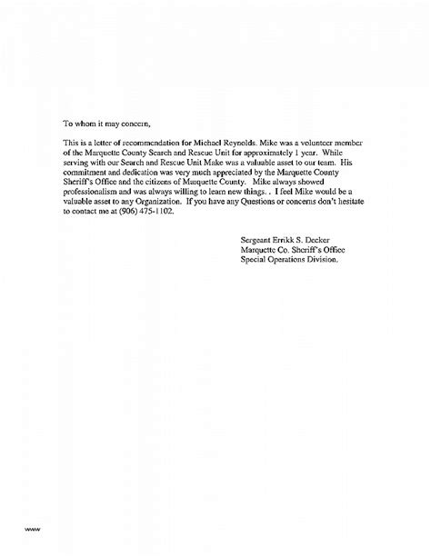 General Cover Letter To Whom It May Concern by Inspirational To Whom It May Concern Letter Format For