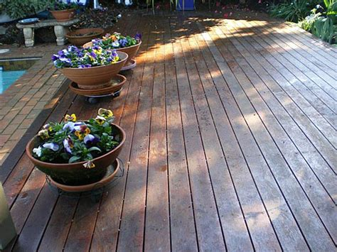 merbau decking oil applying decking oil  merbau timber