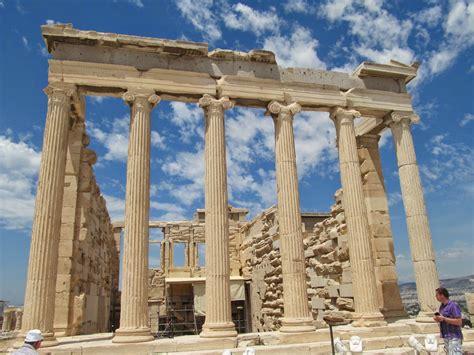 Atenas - Parte 3 - Acrópole e praia Grega