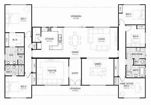 10 H Shaped House Plans Inspiration That Define The Best
