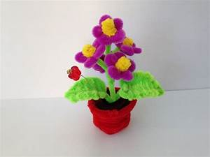 Pipe Cleaner Flowers Instructions South Australia