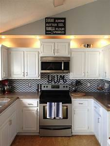 17 best images about kitchen on pinterest under sink With best brand of paint for kitchen cabinets with papiers à lettres