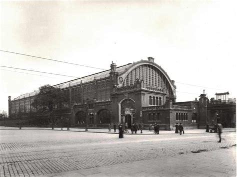Johann Hamann Bahnhof Sternschanze In Hamburg