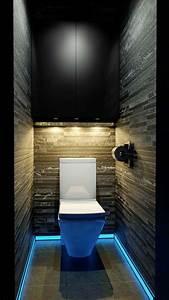 du ruban led a la place de la plinthe pour eclairer le sol With carrelage adhesif salle de bain avec guirlande led deco