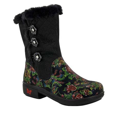 alegria shoes nanook winter garden