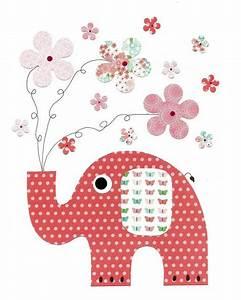 les 25 meilleures idees de la categorie applique elephant With affiche chambre bébé avec fleurs en tissus pour cimetiere