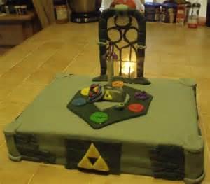 Zelda Master Sword Cake