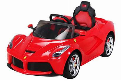 Ferrari Laferrari Voiture Elbil Enfant Kinder Elektroauto