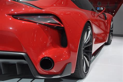 2018 Toyota Ft 1 Concept Picture 538465 Car Review