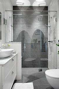 Deco Salle De Bain Gris : id e d coration salle de bain salle de bains grise salle de bains et gris et blanc ~ Farleysfitness.com Idées de Décoration