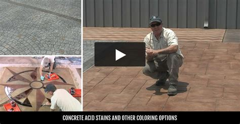 Concrete Stain   Tips on Purchasing & Installation   The