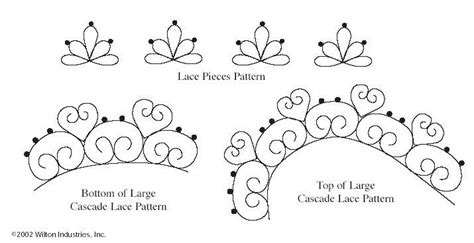 Chocolate Lace Template Chocolate Lace Template Pictures To Pin On