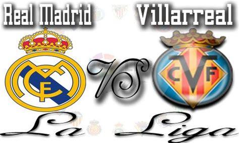 Villarreal Vs Real madrid Upcoming match Preview | Real ...