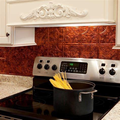 decorative kitchen backsplash fasade 24 in x 18 in traditional 1 pvc decorative